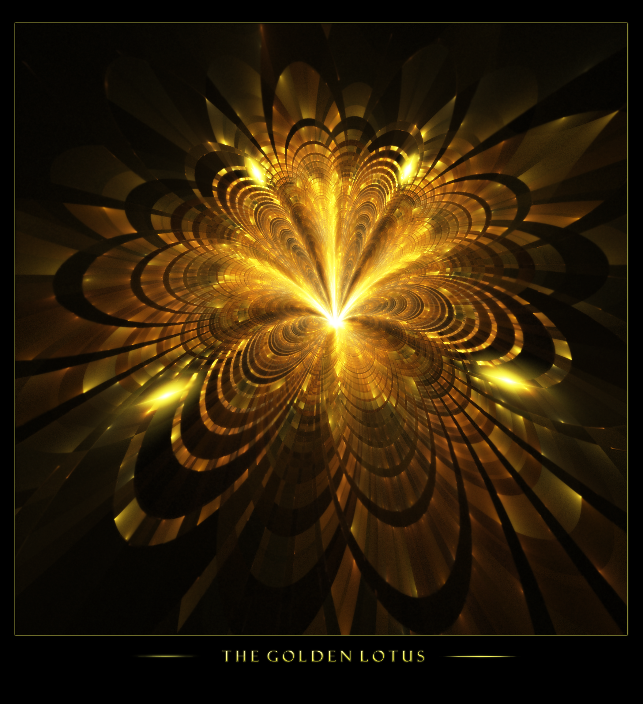 The Golden Lotus